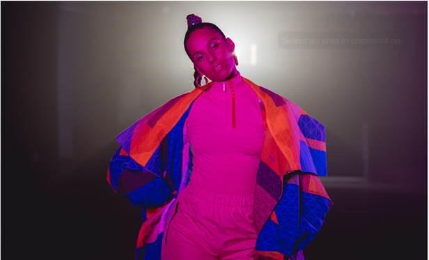 Alicia Keys publicity photo