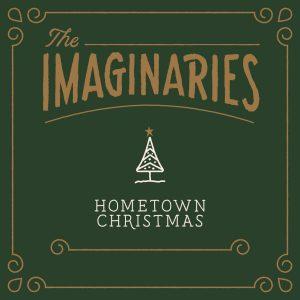 Hometown christmas album cover for Imaginaries