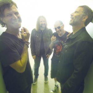 band photo of NIXONS